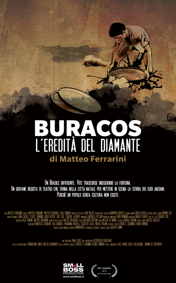 Buracos Poster